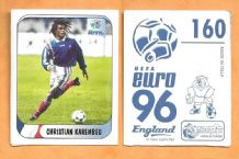 France Christian Karembeu Sampdoria 160 (W) (E96)